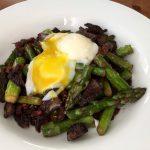 Asparagus & Morels