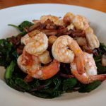 Shrimp & Greens