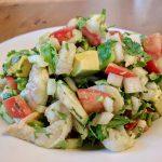 Shrimp & Avocado Ceviche